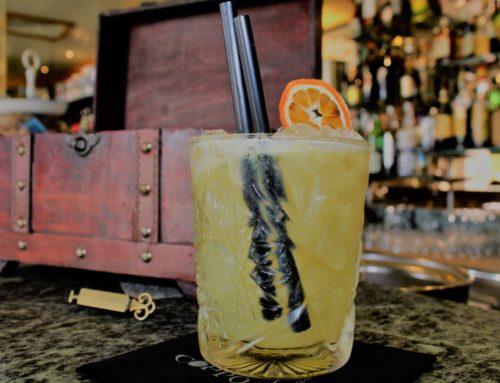 Nuovo Aperitivo-Cocktail, nascosto in uno scrigno del Conero……