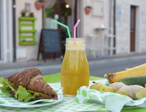 Il Cantuccio: la colazione 100% vegana più colorata di Sirolo