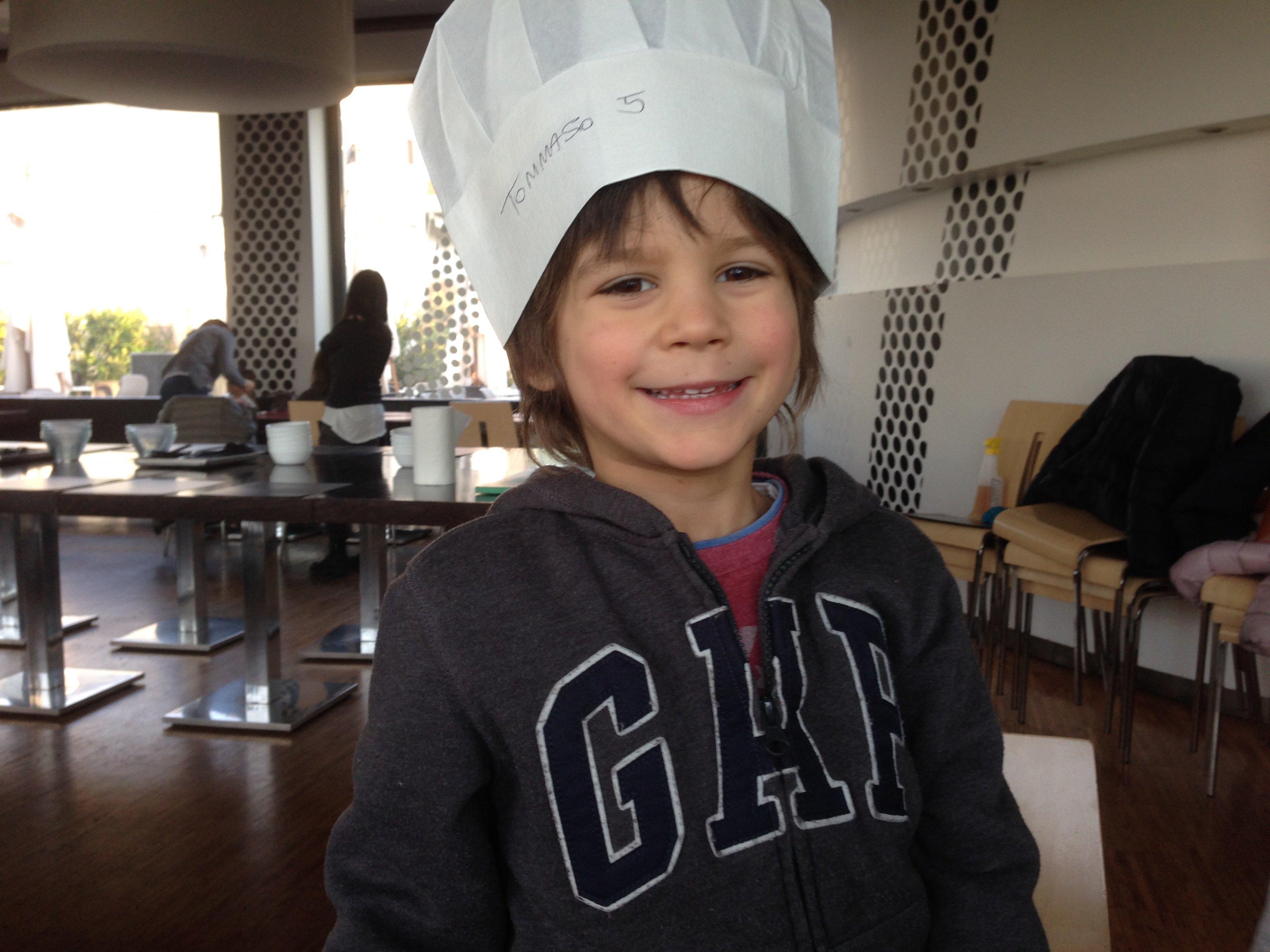piccoli grandi chef Why