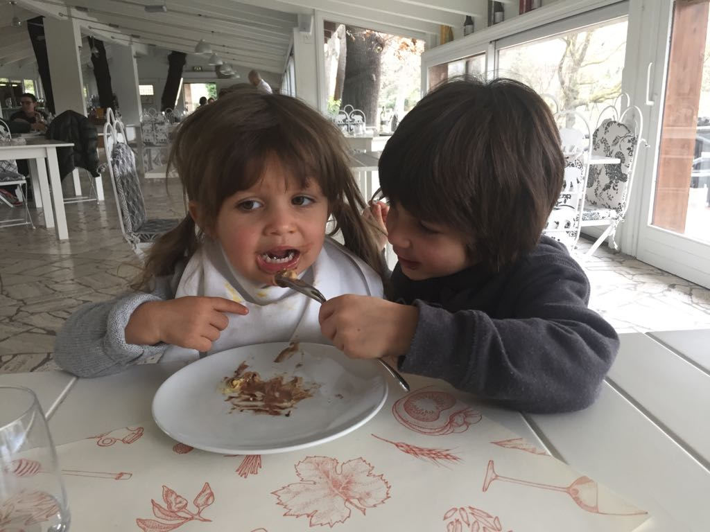 piatti ristorante Urbino dei laghi