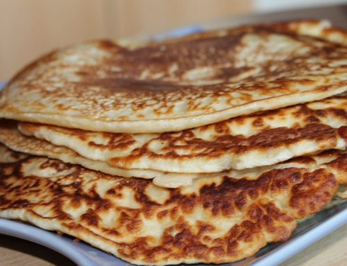 Colazione nel Mondo: Veg-Pancake e Golden Milk