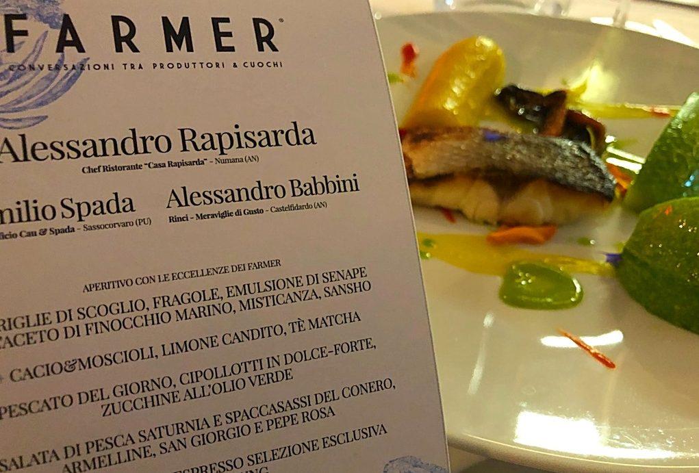 farmer menu