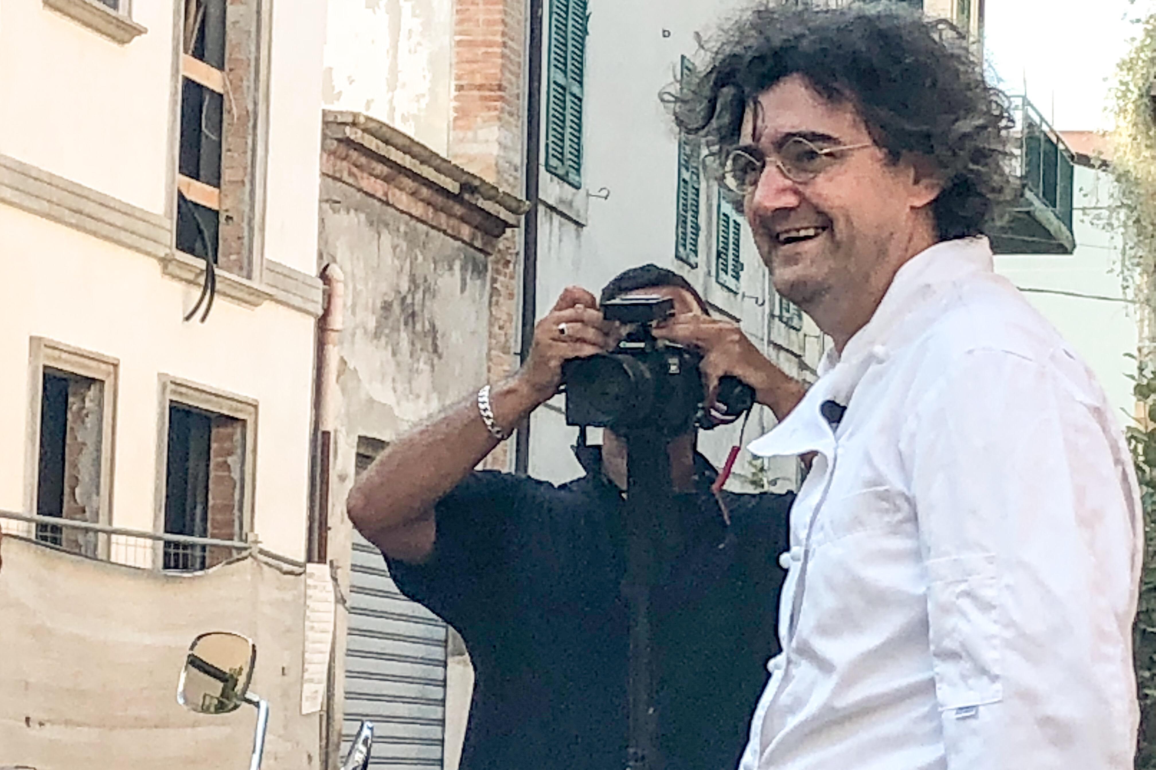 Massimo Garofoli Chef Mescola