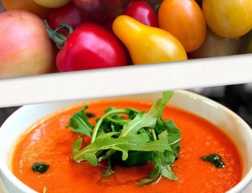 Ricette d'nEstate: Il mio Gazpacho made in Marche