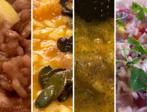 4 Estrosi Ristoranti  Marchigiani dove mangiare un risotto gourmet