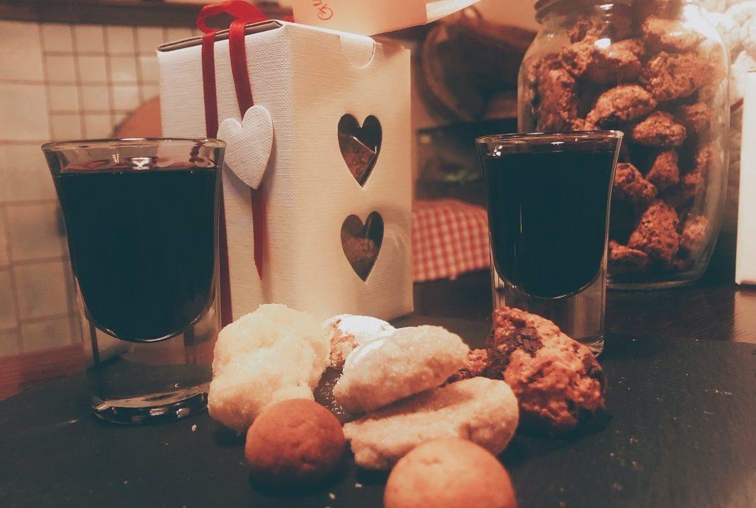 biscotti regalo san Valentino