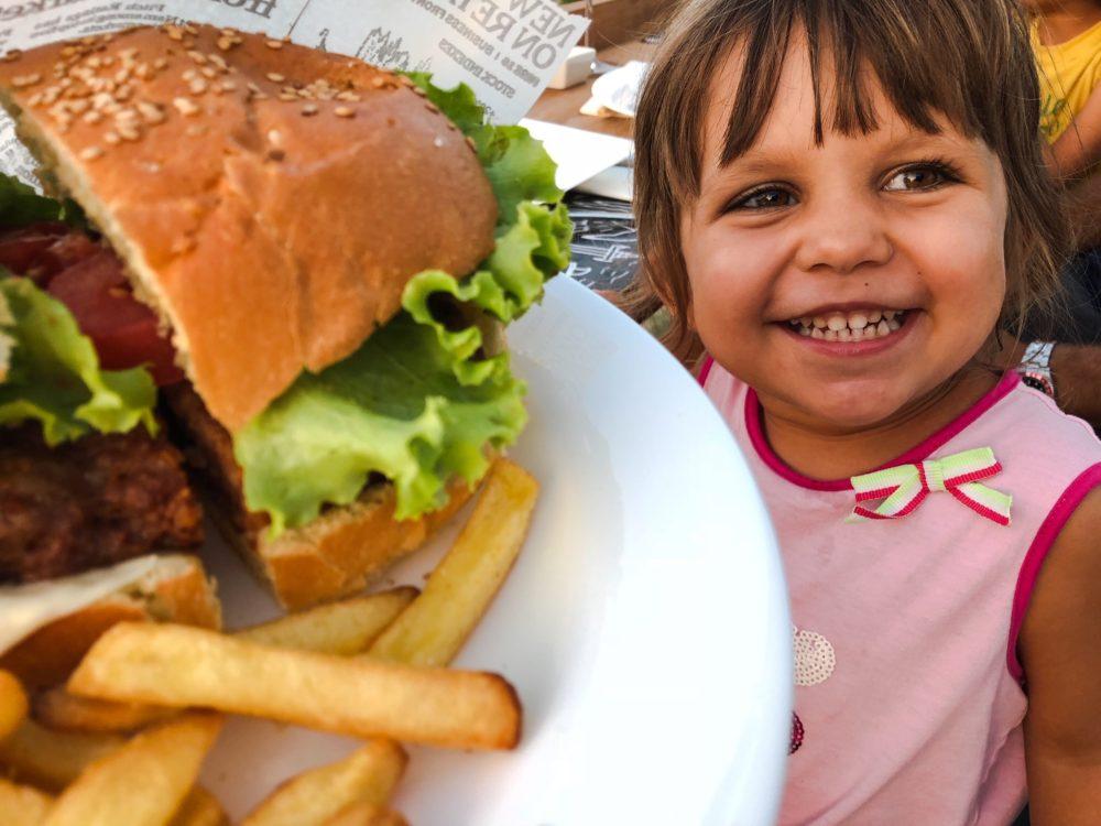 Hamburger Big Air Ancona