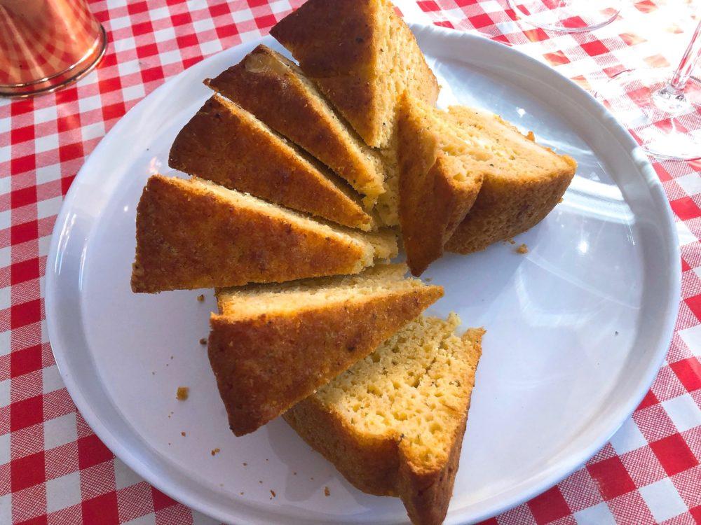 Torta di formaggio marchigiana