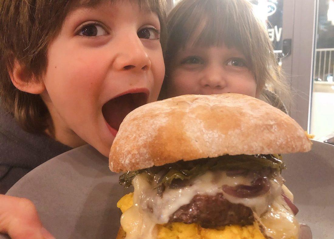 hamburger Hobo street food