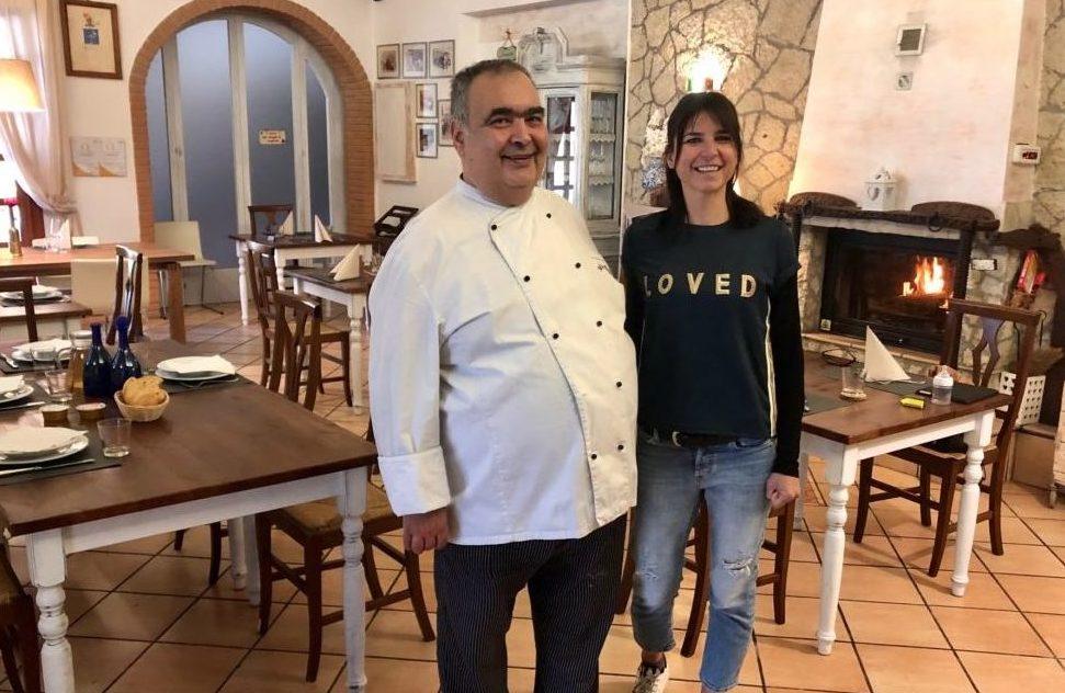 chef Mario ristorante Pineta