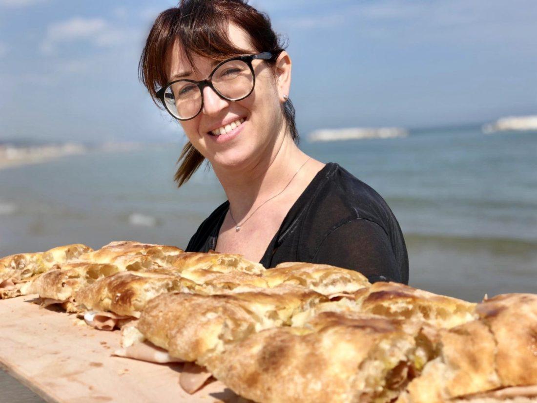 Pizza alla Pala Zero733