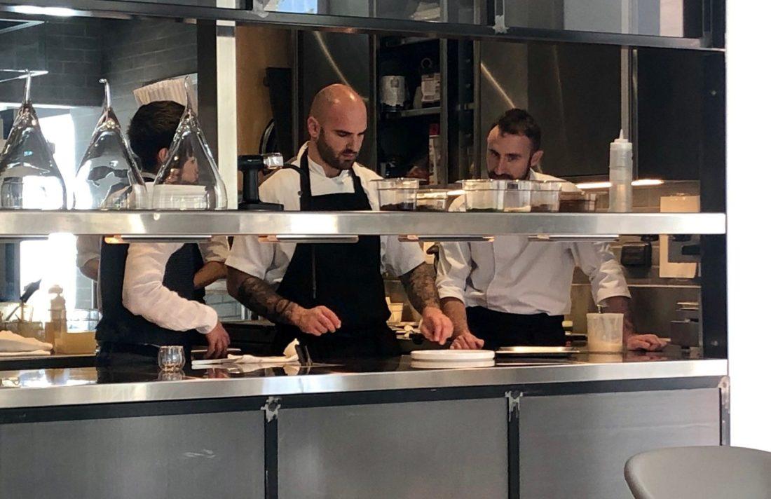 Cucina e Brigata LOfficina Sirolo