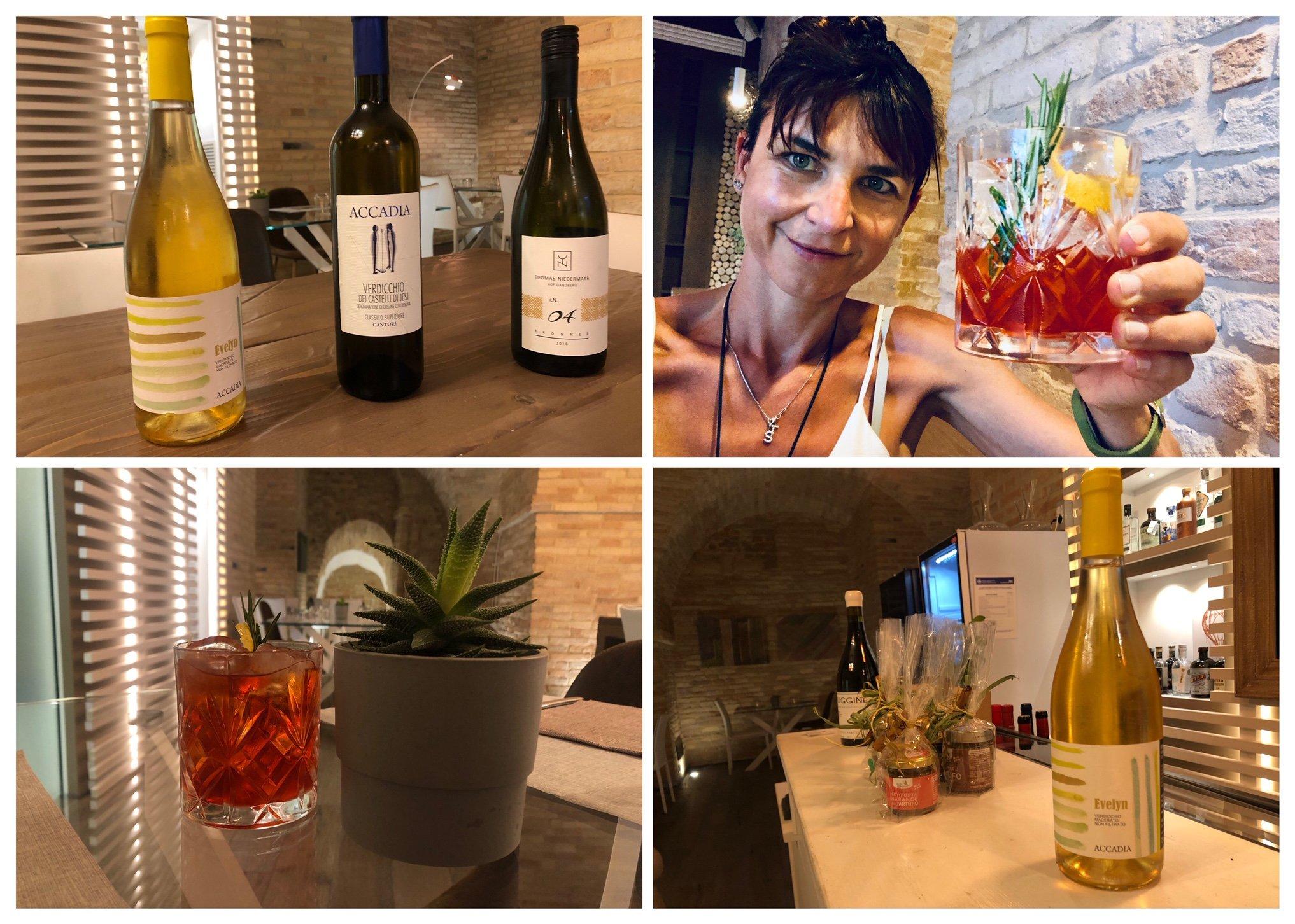 Vino e Cocktail_ Locale_ Recanati