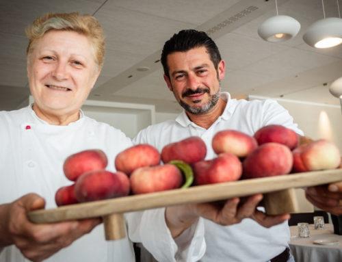 Dove mangiare a Montecosaro: il nuovo lab creativo di Rosaria Morganti