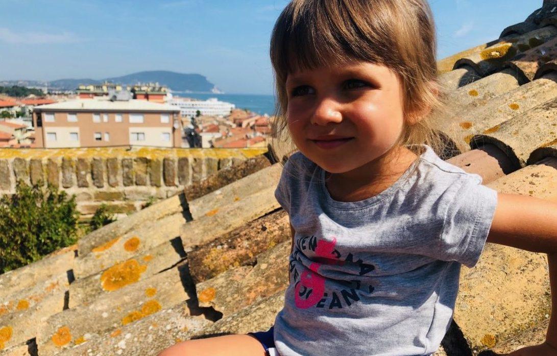 Porto Recanati dalla Torre Sveva
