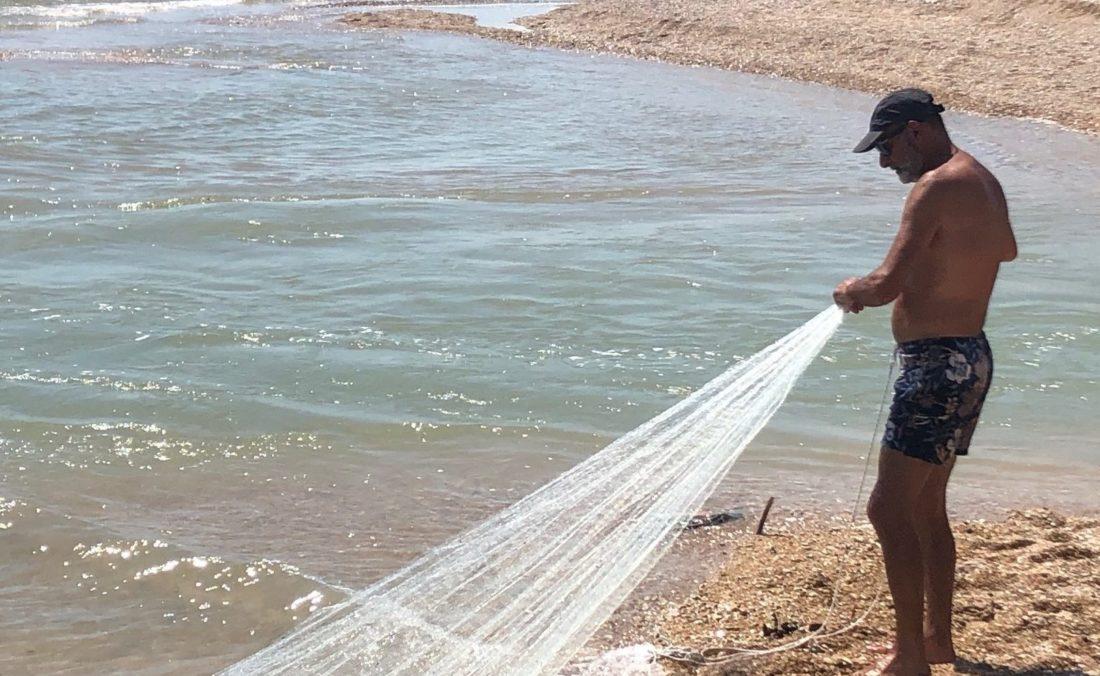 Pesca al serraglio Portorecanati