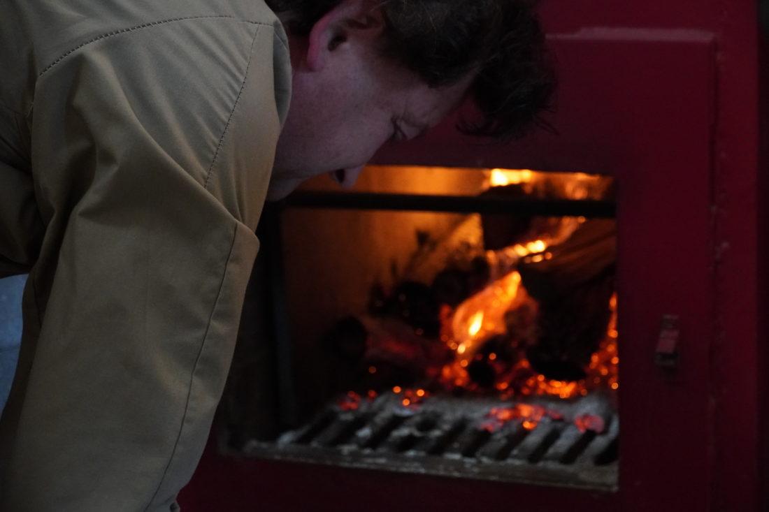 Rico's Caffé tostatura a legna