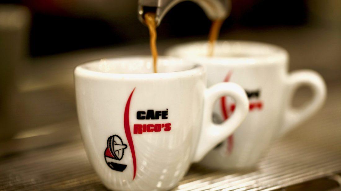 Rico's caffé Torrefazione storica marchigiana