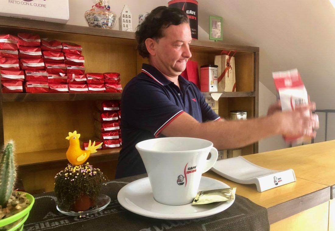 Lorenzo Marchetti_Rico's Caffé