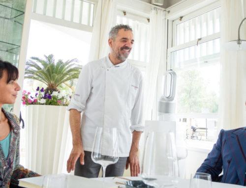Mauro Uliassi: il nuovo menu tristellato