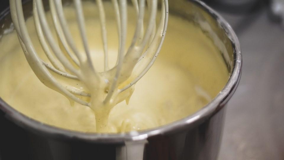 Cremosità del gelato Biancamenta