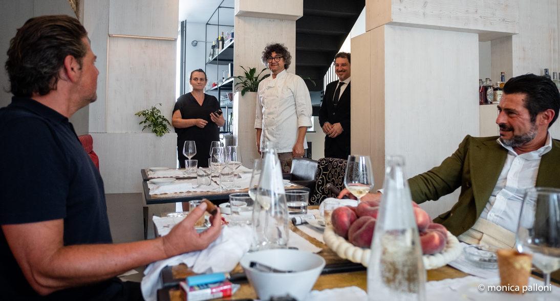 Saturnia Lab 2019 Ristorante Mescola