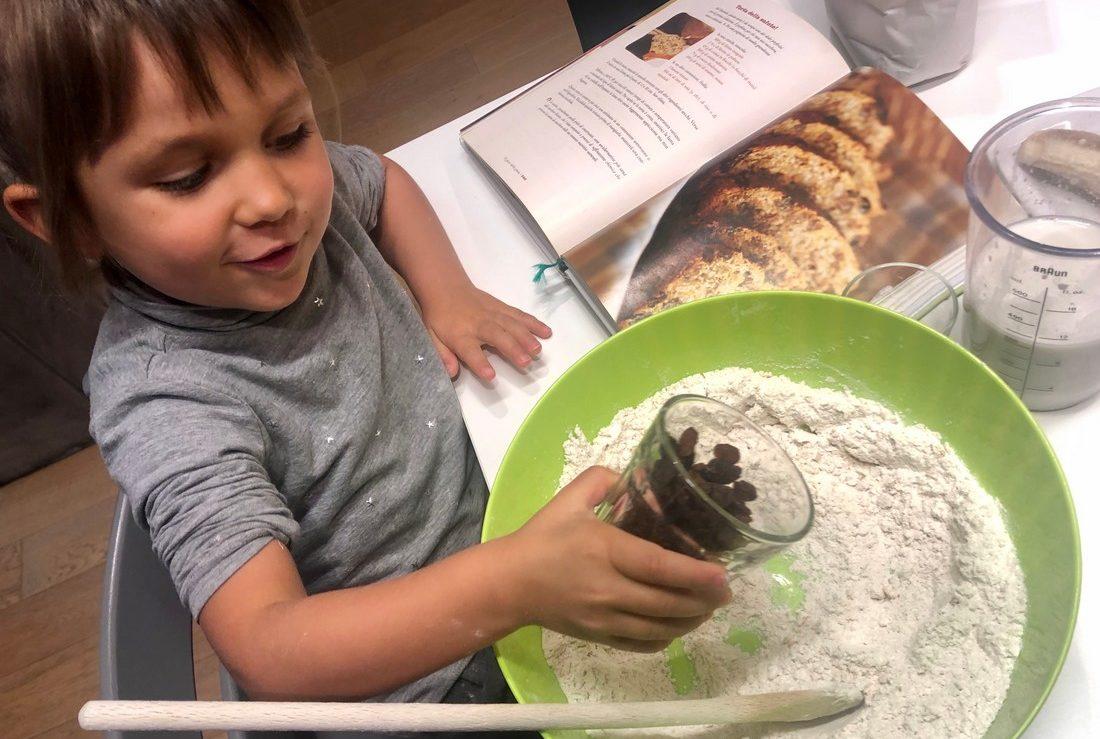 Ricetta Pancake Torta della salute
