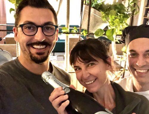 """Ristorante La Ginestra in Fiore: tutto pronto per la serata più """"frizzante"""" della Riviera del Conero"""