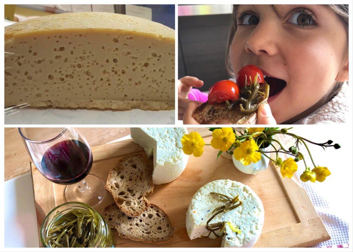 formaggio e paccasassi