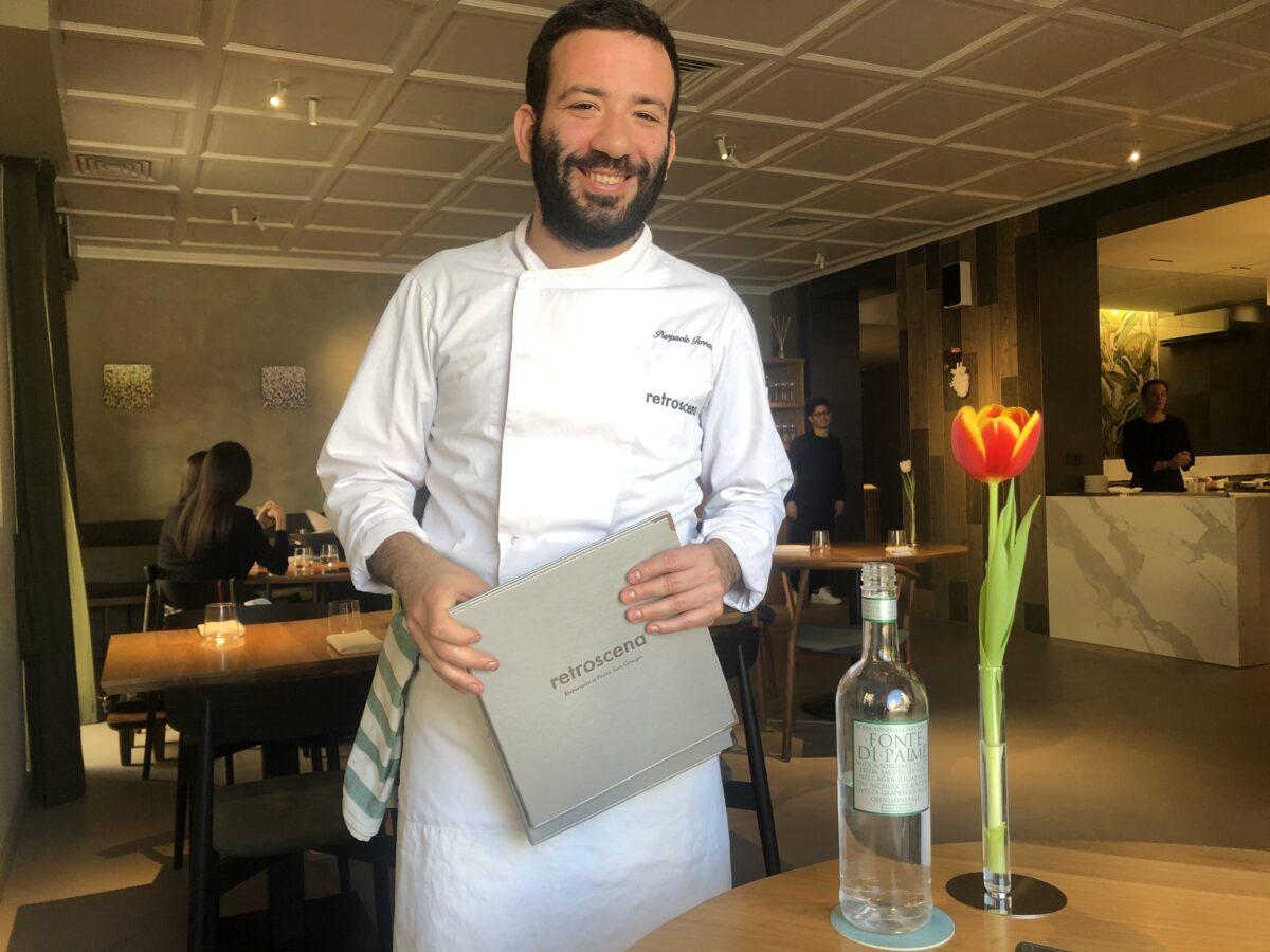 Pierpaolo Ferracuti chef retroscena