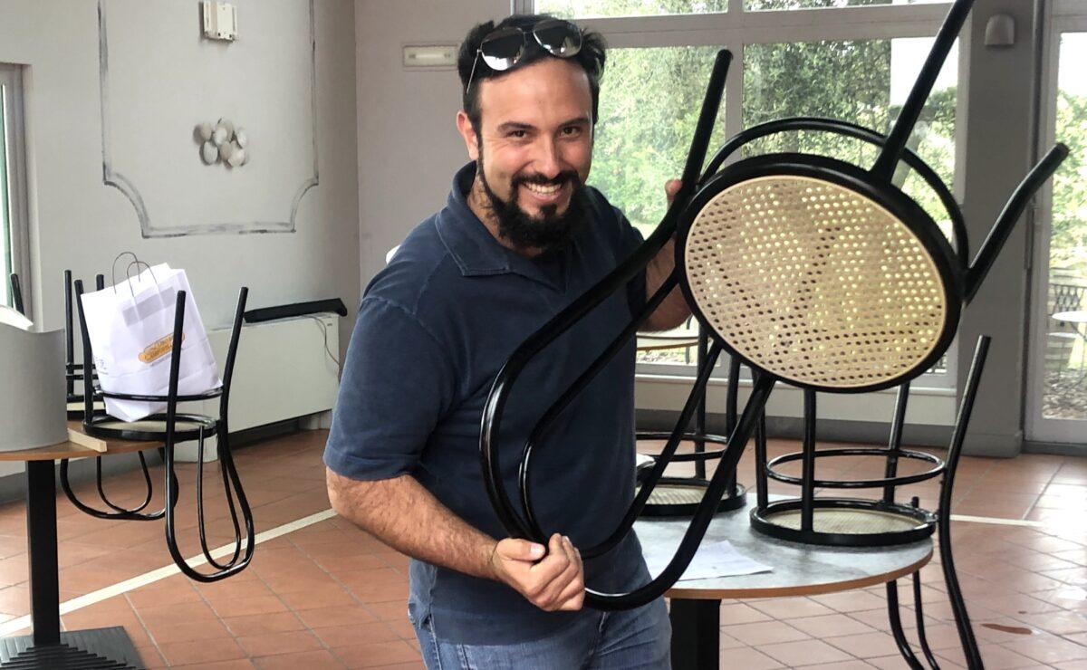 Elis Marchetti ristorante Conero Golf Club
