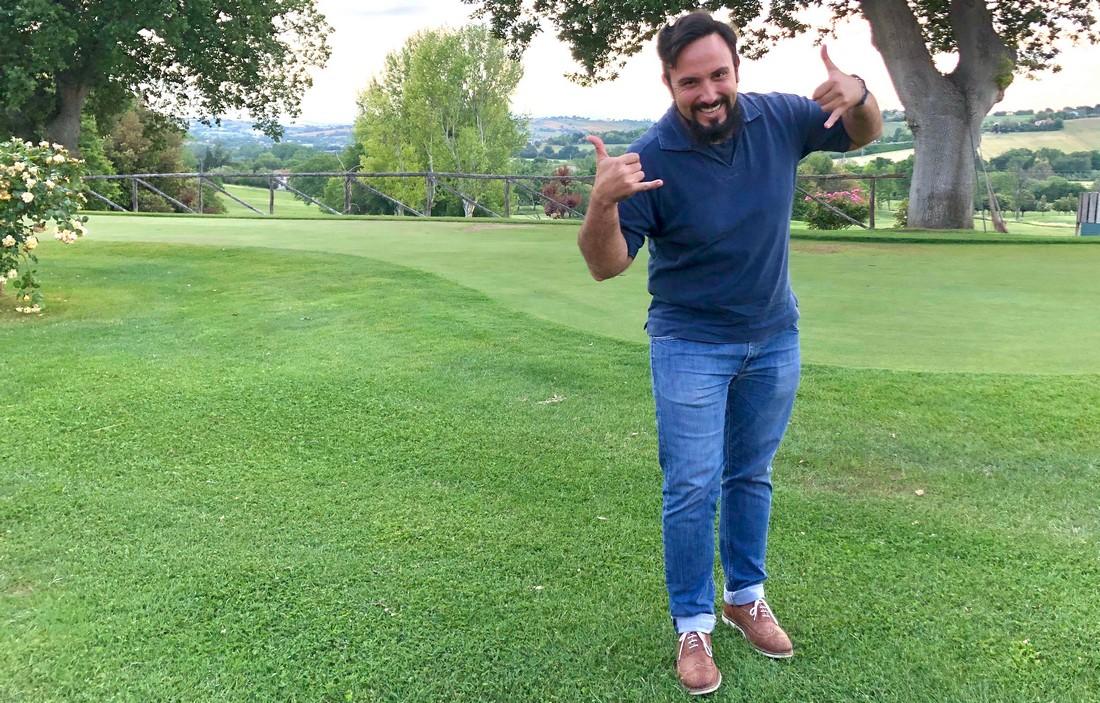 Elis Marchetti sirolo nuovo Ristorante Conero Golf