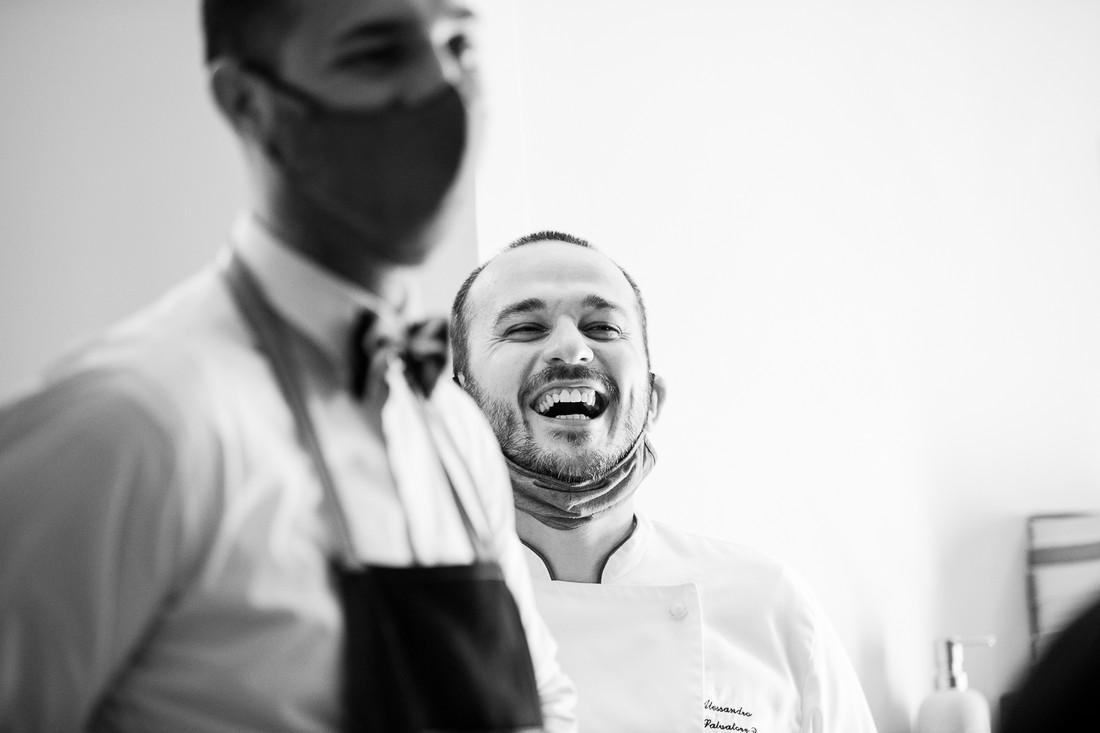 Chef Alessandro Rapisarda Casa Rapisarda