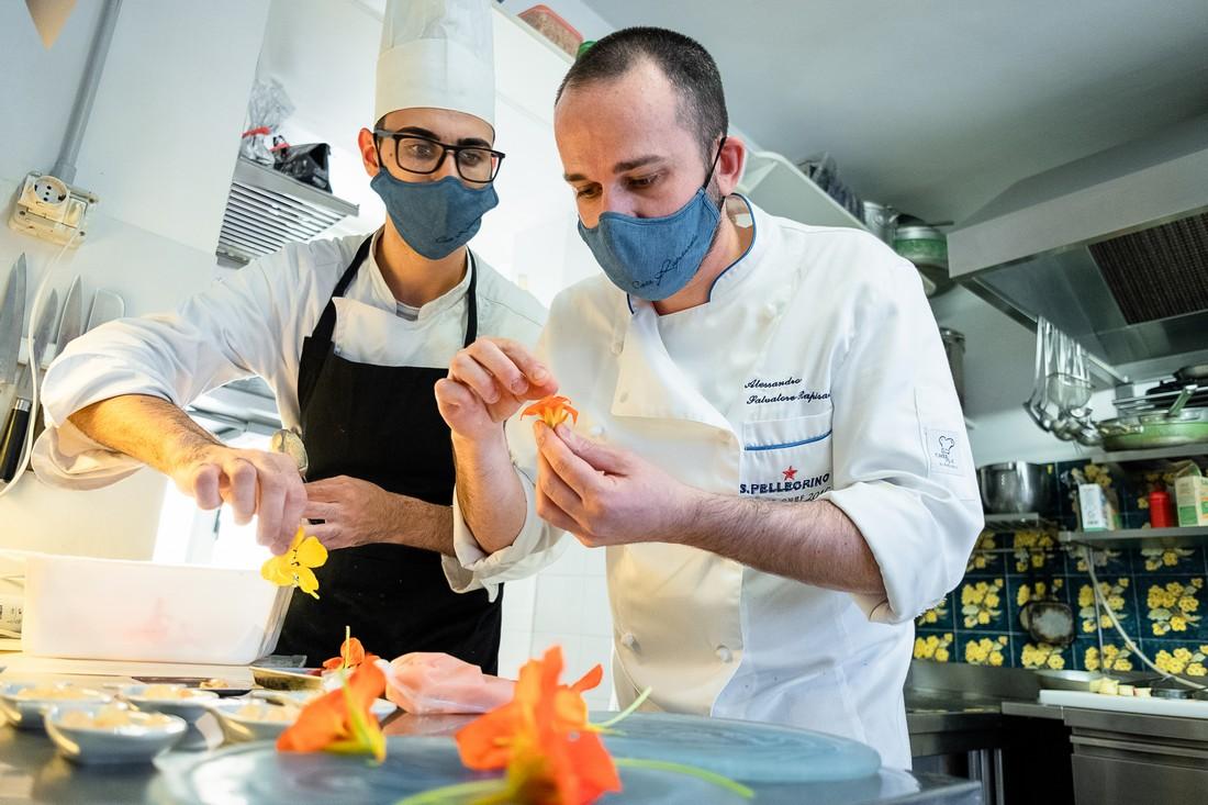 Alessandro rapisarda in Cucina