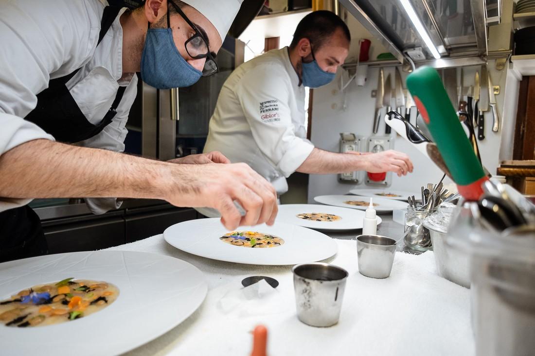 Chef Rapisarda Saurnia Lab 2020