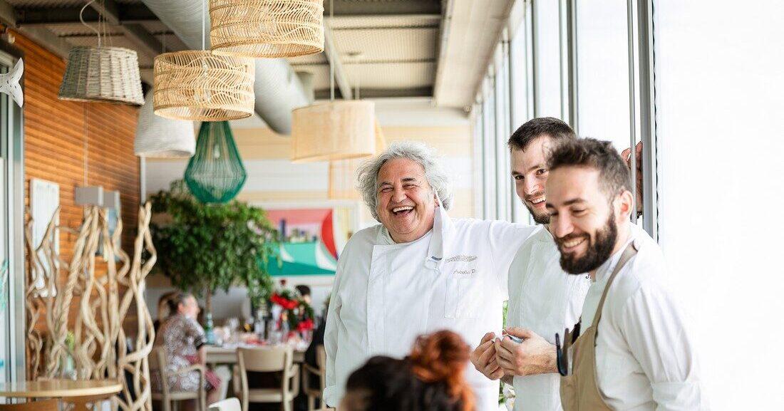 Ristorante Damiani e Rossi Chef Portosangiorgio