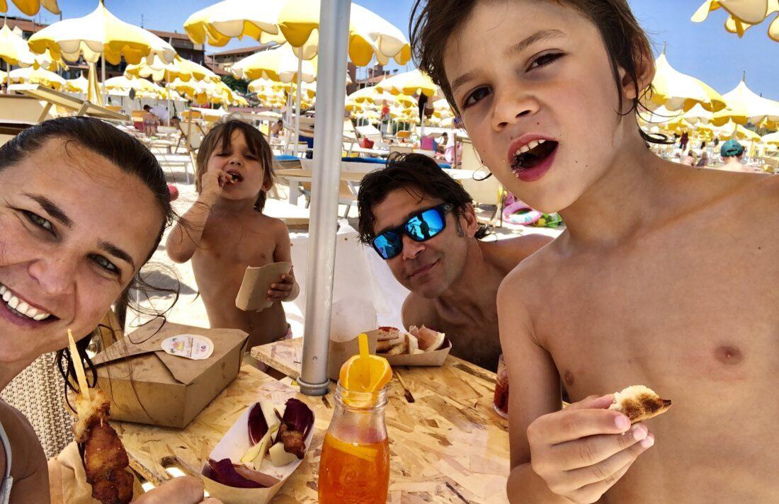 Spiagge ideali per bambini