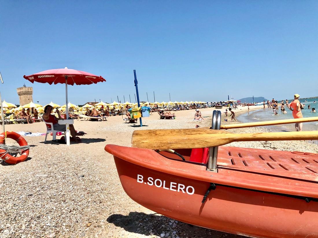 Solero Beach Porto Potenza Picena