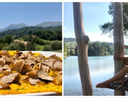 AMANDOLA E LAGO DI SAN RUFFINO: Itinerario Natura e Tartufo in giornata