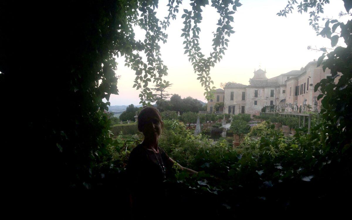 Romanticismo a villa Buonaccorsi