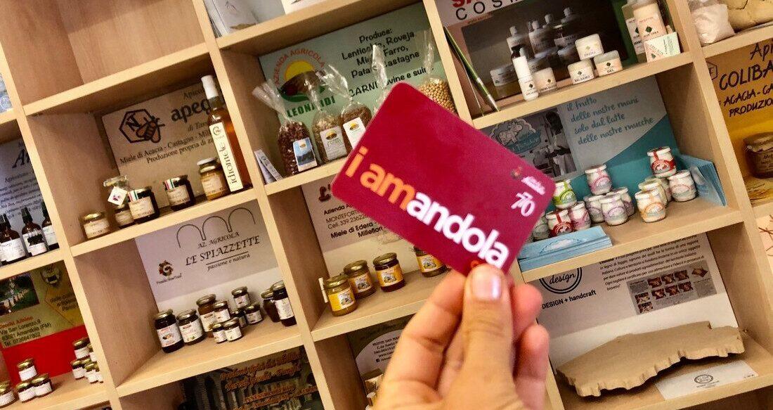 Amandola Tourism card