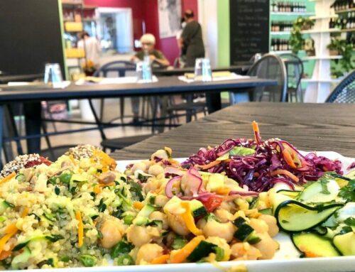 PACHA MAMA BIO: Pausa Pranzo al Ristorante Biologico e Vegetariano di Recanati