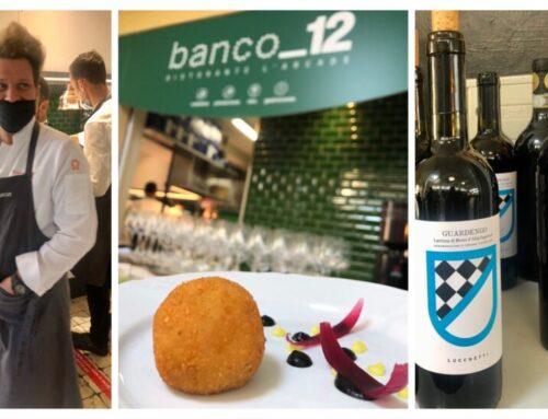 BANCO _12 a PORTO SAN GIORGIO: il pranzo Slow food della Domenica