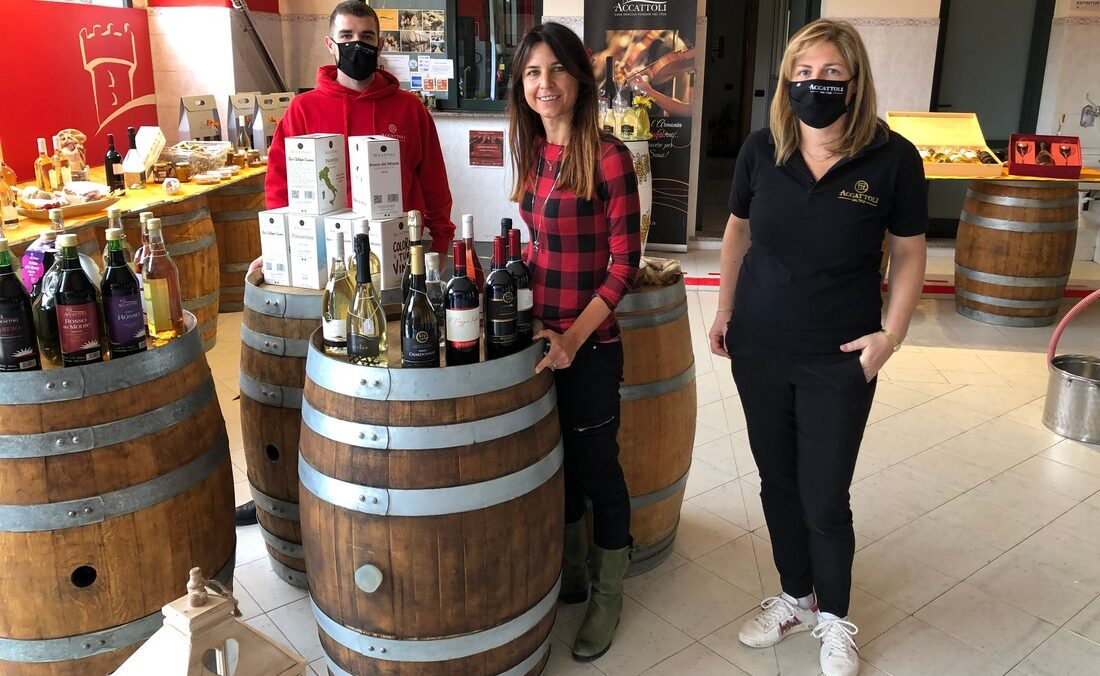 Fragustoepassione Cantina Accattoli