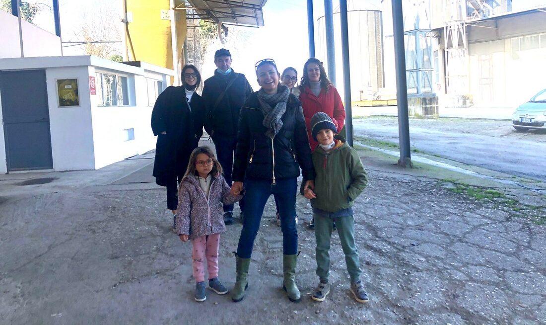Visita al Mulino Italcer di Osimo
