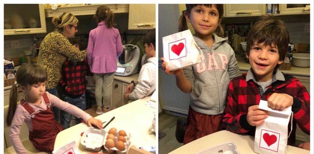 Ricette di biscotti per bambini