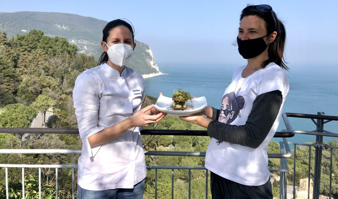 Fragustoepassione intervista Barbara Settembri chef