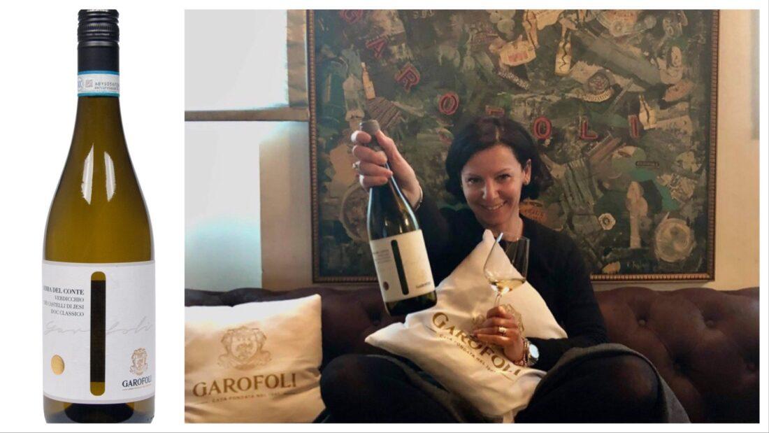 Caterina Garofoli vini marchigiani