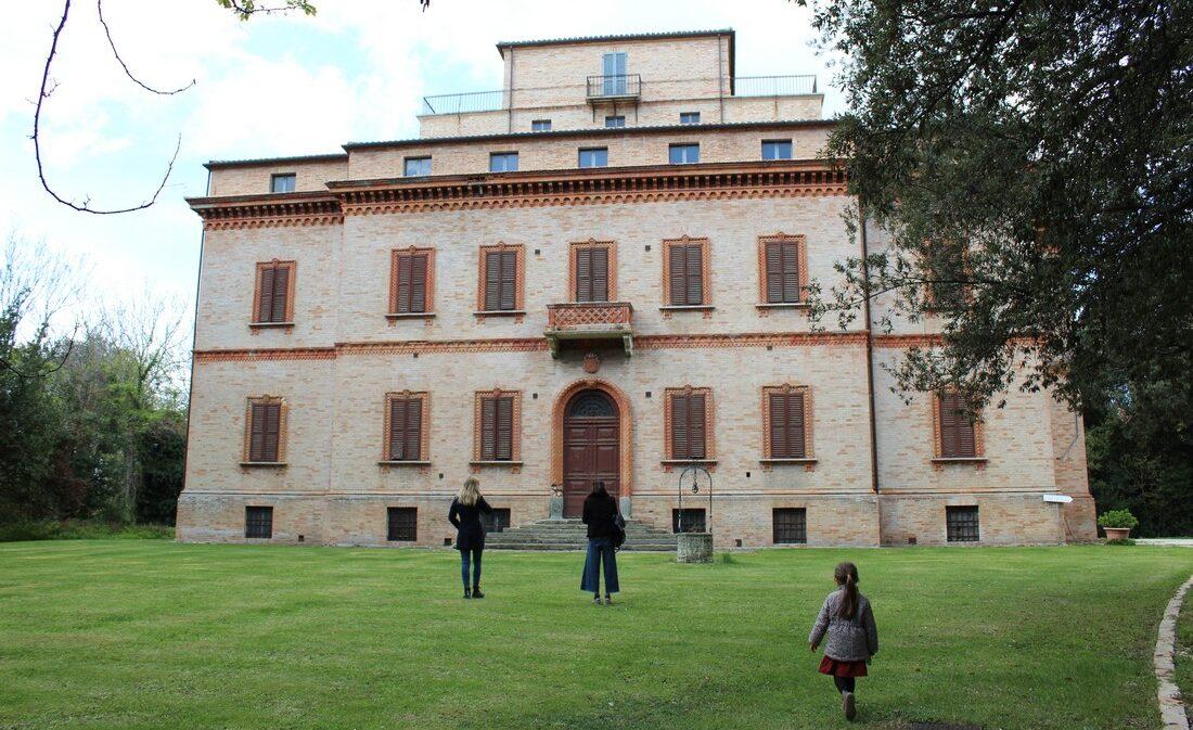 Antica Villa Sant Amico Morro d Alba