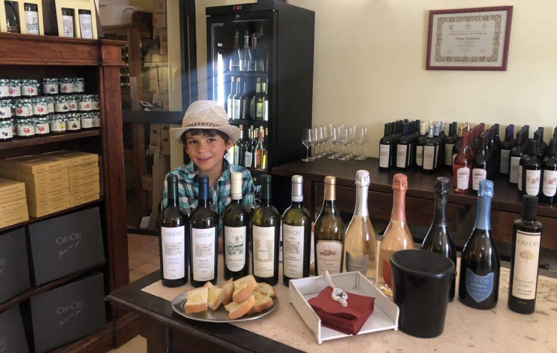 Vini Ciù Ciù Winery